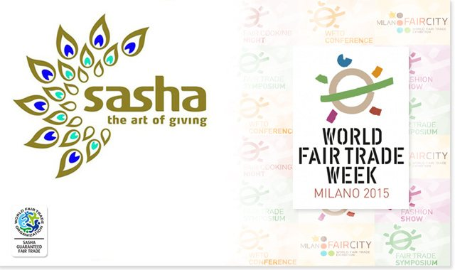 SASHA World Fair trade week banner July 2015