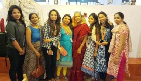 SASHA Lemark institute students
