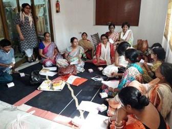 SASHA training and workshop May 2015