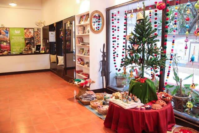 SASHA Christmas shop 2017