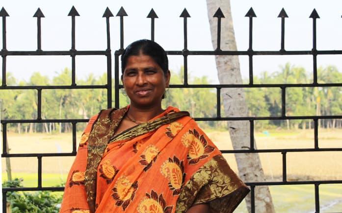 Chandabrati-woman