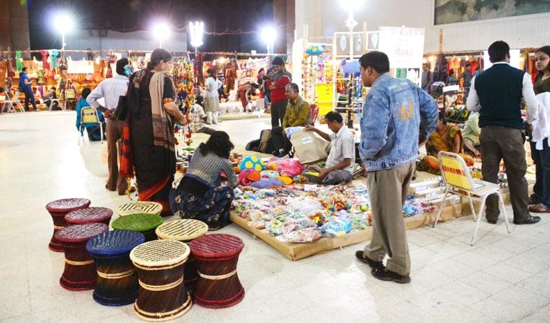 Kolkata Fair Trade Fair organized by Sharba Shanti Ayog (SSA)